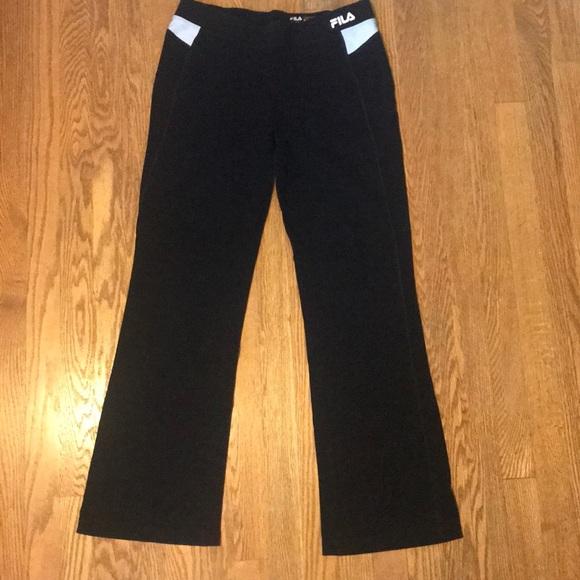 e1341d42d592 Fila Pants - Fila Yoga Pants